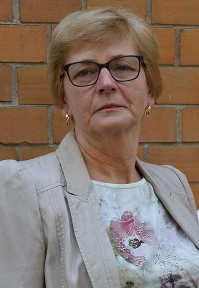 Christa Schmidt - Sekretariat
